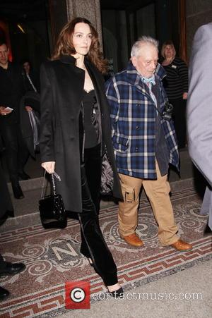 David Bailey - Kate Moss arrives fashionably late to Bailey's Stardust Exhibition - London, United Kingdom - Tuesday 4th February...