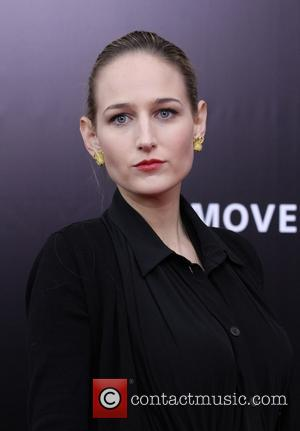 Leelee Sobieski - Premiere of 'The Monuments Men' held at the Ziegfeld Theater - Arrivals - New York, New York,...