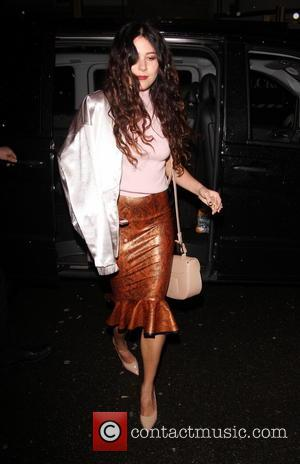 Eliza Doolittle - InStyle Best of British Talent party in celebration of BAFTA, in association with Lancome and Sky Living,...