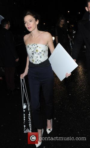 Anna Friel - InStyle Best of British Talent party in celebration of BAFTA, in association with Lancome and Sky Living,...
