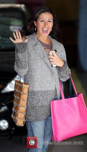 Hayley Tamaddon - Hayley Tamaddon outside ITV Studios - London, United Kingdom - Tuesday 4th February 2014