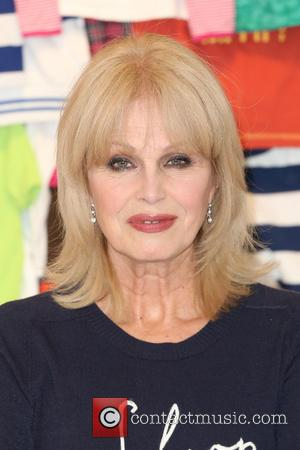 Joanna Lumley - Joanna Lumley, Abbey Clancy and Zoe Ball join forces to launch new 'Love, Mum' Shwopping campaign at...