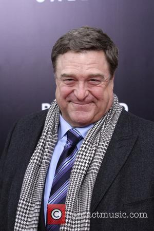 John Goodman - Premiere of 'The Monuments Men' held at the Ziegfeld Theater - Arrivals - New York City, New...
