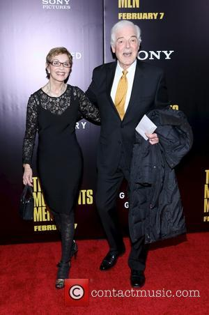 Nick Clooney and Nina Bruce Warren