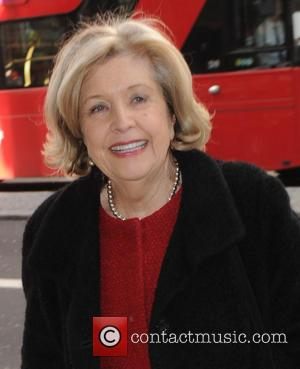 Anne Reid - The Oldie of the Year Awards - Arrivals - London, United Kingdom - Tuesday 4th February 2014