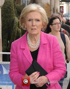Mary Berry - The Oldie of the Year Awards - Arrivals - London, United Kingdom - Tuesday 4th February 2014