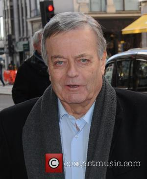 Tony Blackburn - The Oldie of the Year Awards - Arrivals - London, United Kingdom - Tuesday 4th February 2014