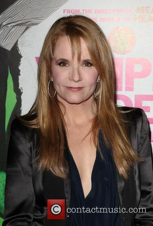Lea Thompson - Premiere Of The Weinstein Company's