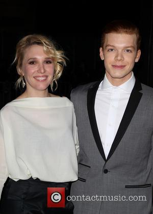 Madelyn Deutch and Cameron Monaghan