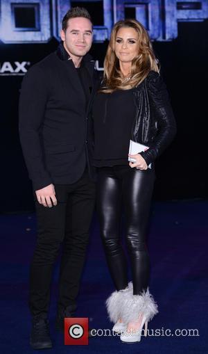Kieran Hayle and Katie Price