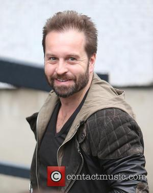 Alfie Boe - Alfie Boe outside the ITV Studios - London, United Kingdom - Wednesday 5th February 2014
