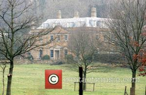 A General, Grade Ii Listed Hadspen, Manor, Hollywood, Johnny Depp and Amber Heard