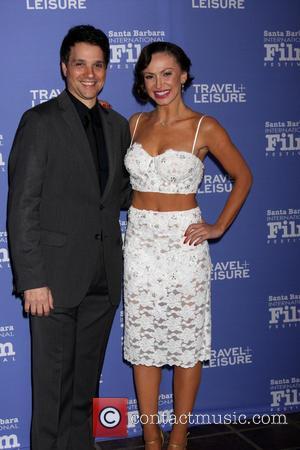 Ralph Macchio and Karina Smirnoff - 2014 Santa Barbara International Film Festival Virtuosos Awards - Santa Barbara, California, United States...