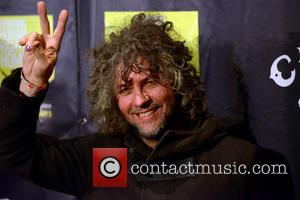 Wayne Coyne - CBGB Festival Presents Amnesty International Concert held at the Barclays Center - Arrivals - New York City,...
