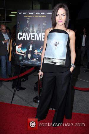 Camilla Belle - Los Angeles premiere of 'Cavemen' held at the ArcLight Hollywood - Los Angeles, California, United States -...