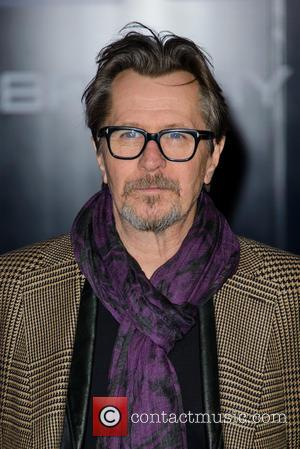 Gary Oldman - The world premiere of 'Robocop'
