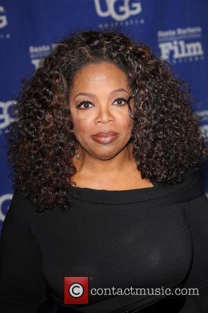 Oprah Winfrey - 29th Santa Barbara International Film Festival - Montecito Award - Oprah Winfrey at Arlington Theatre - Santa...