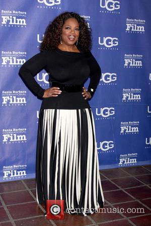 Oprah Winfrey - Santa Barbara International Film Festival Honors Oprah Winfrey - Santa Barbara, California, United States - Wednesday 5th...