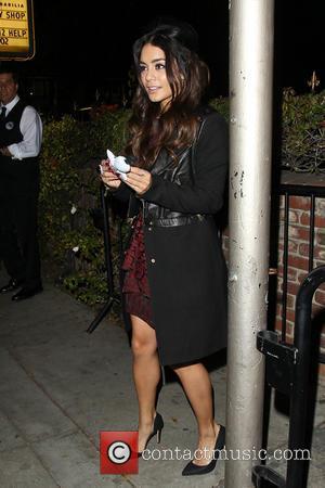 Vanessa Hudgens - Vanessa Hudgens leaving DBA nightclub in West Hollywood - Los Angeles, California, United States - Wednesday 5th...