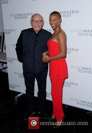 Max Azria and Samira Wiley