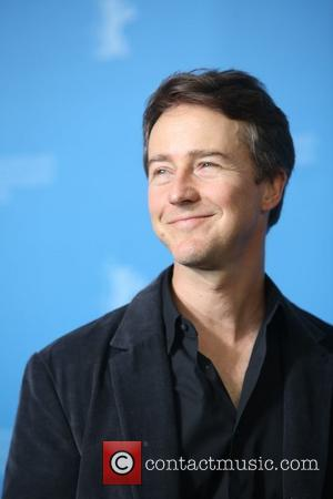 Edward Norton - 64th Berlin International Film Festival - The Grand Budapest Hotel - Photocall - Berlin, Germany - Thursday...
