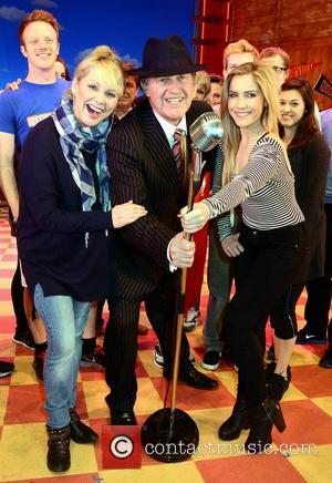 Cheryl Baker, Bill Cullen and Heidi Range - TV3 Apprentice boss Bill Cullen joins Cheryl Baker & Heidi Range and...