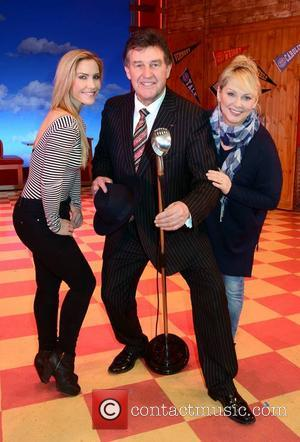 Heidi Range, Bill Cullen and Cheryl Baker