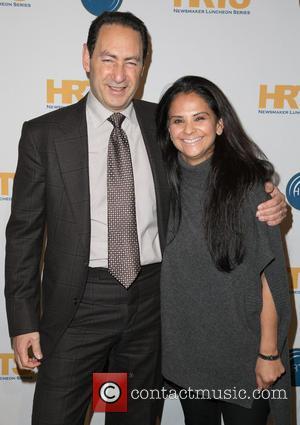 Adam Berkowitz and Bela Bajaria