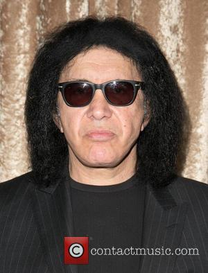 Gene Simmons - Celebrites and executives attend The Hollywood Radio and Television Society (HRTS) Programmers Summit as part of the...