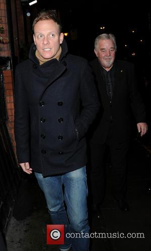 Antony Cotton - Strictly Come Dancing afterparty held at Velvet - Arrivals - Manchester, United Kingdom - Thursday 6th February...