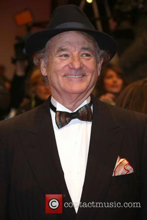 Bill Murray - 64th Berlin International Film Festival - 'The Grand Budapest Hotel' Premiere - Berlin, Germany - Thursday 6th...