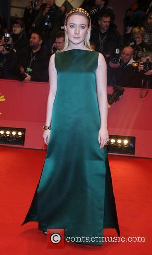 Saoirse Ronan - 64th Berlin International Film Festival - 'The Grand Budapest Hotel' Premiere - Berlin, Germany - Thursday 6th...