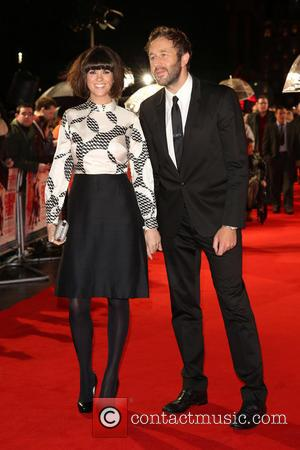 Chris O'Dowd and Dawn Porter - World premiere of 'Cuban Fury' at the Vue Cinema - Arrivals - London, United...
