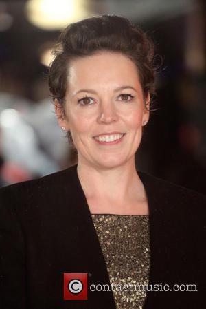 Olivia Colman - World premiere of 'Cuban Fury' at the Vue Cinema - Arrivals - London, United Kingdom - Thursday...