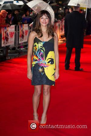 Rashida Jones - World premiere of 'Cuban Fury' - Arrivals - London, United Kingdom - Thursday 6th February 2014