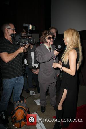 Corey Feldman and Tess Broussard