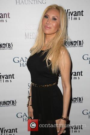 Tess Broussard - Los Angeles premiere of 'Ganzfeld Haunting' at Laemmle's Music Hall Theatre - Los Angeles, California, United States...