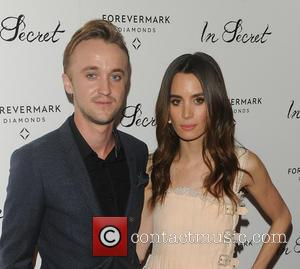 Tom Felton - Forevermark Diamonds presents the Los Angeles premiere of Roadside Attractions and LD Entertainment's 'In Secret' - Los...