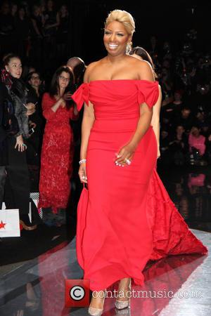 Nene Leakes - New York Fashion Week - Go Red For Women - The Heart Truth Red Dress Collection 2014...