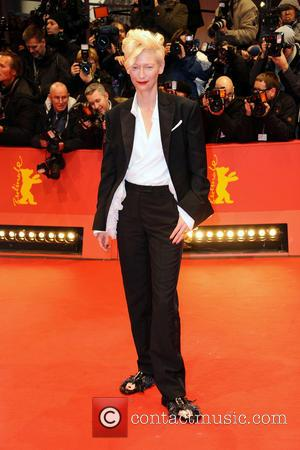 Tilda Swinton - Opening ceremony and premiere of 'The Grand Budapest Hotel' at 64th Berlin International Film Festival (Berlinale) at...