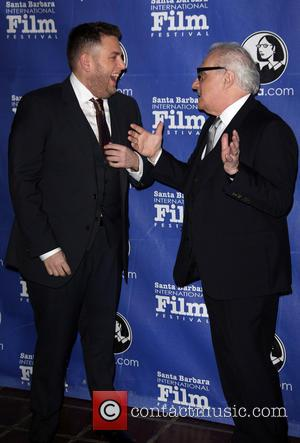 Jonah Hill and Martin Scorsese