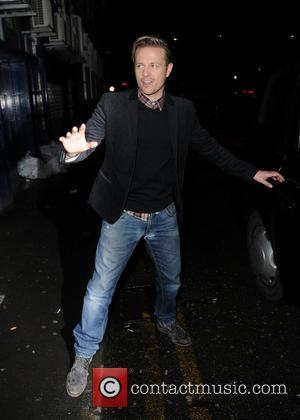 Nicky Byrne - Strictly Come Dancing afterparty held at Velvet - Departures - Manchester, United Kingdom - Thursday 6th February...