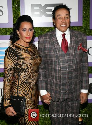 Frances and Smokey Robinson