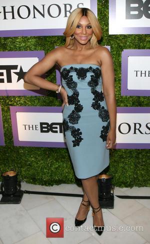 Tamar Braxton - BET Honors 2014: Debra Lee Pre-Dinner - Arrivals - Washington, D.C., United States - Friday 7th February...