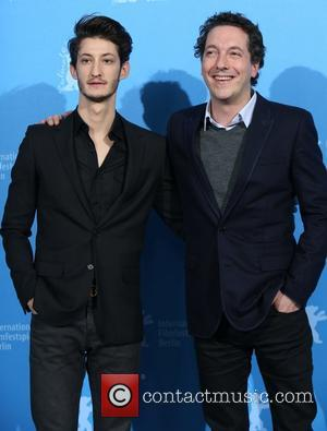 Guillaume Gallienne, Pierre Niney and Berlin