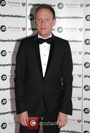 Antony Cotton - JD Diamond Charity Ball hosted by JD Sports at the Hilton Hotel Manchester - Arrivals - Manchester,...