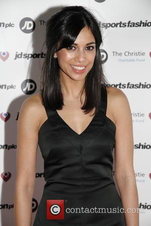 Fiona Wade - JD Diamond Charity Ball hosted by JD Sports at the Hilton Hotel Manchester - Arrivals - Manchester,...