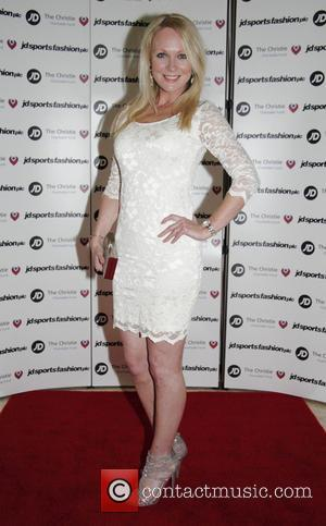 Michelle Hardwick - JD Diamond Charity Ball hosted by JD Sports at the Hilton Hotel Manchester - Arrivals - Manchester,...