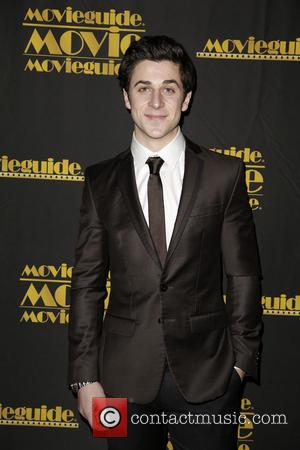 David Henrie - 22nd Annual Movieguide Awards Gala at the Universal Hilton - Arrivals - Los Angeles, California, United States...