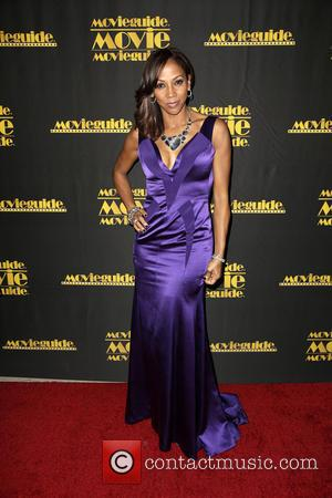 Holly Robinson Peete - 22nd Annual Movieguide Awards Gala at the Universal Hilton - Arrivals - Los Angeles, California, United...